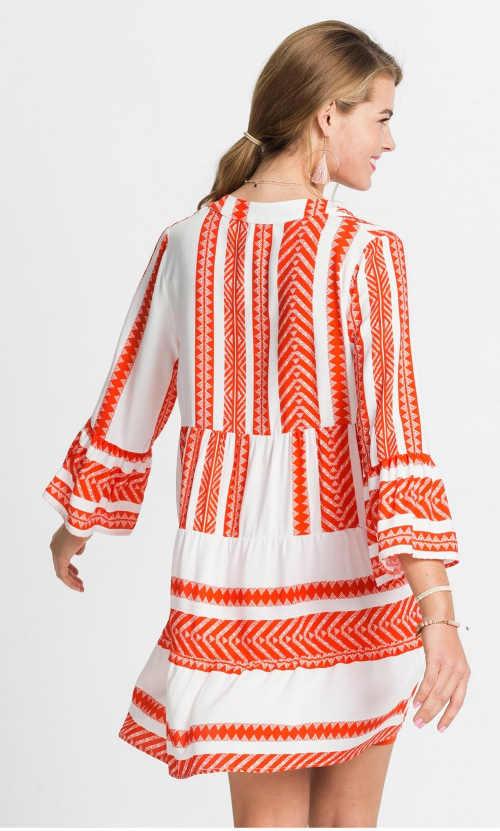 Légies modern ruha nyárra